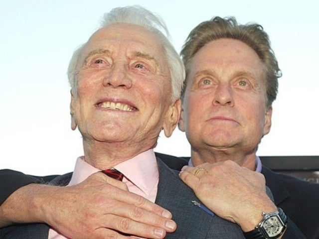 Kirk Douglas Dead: Micheal Douglas Posts Photo of Late Father After Revealing His Death