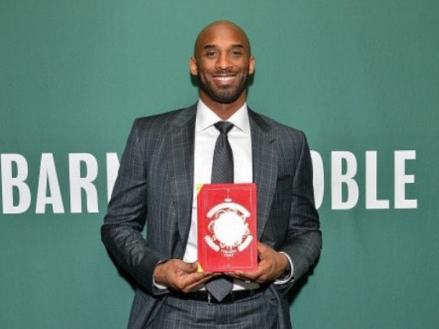 Kobe Bryant's Books Rise to Top of the Charts Following His Death