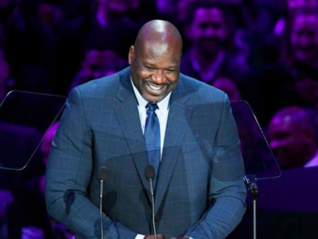 Kobe Bryant Celebration of Life: Shaquille O'Neal F-Bomb Comment Had Social Media Laughing and Crying
