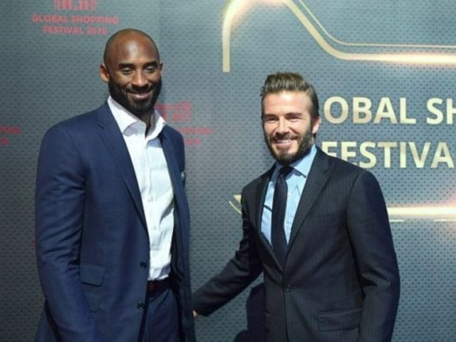 Kobe Bryant: David Beckham's 'Daddy's Love' Tribute to Lakers Icon Has Fans Emotional