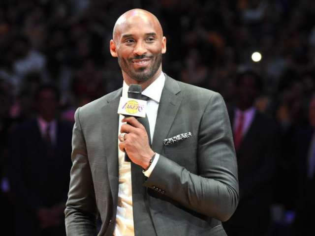 Kobe Bryant Footage Resurfaces of His Final Walk Onto Staples Centers Floor for Jersey Retirement Celebration