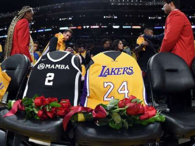 Kobe and Gianna Bryant's Private Funeral Held, and Fans Are Sobbing