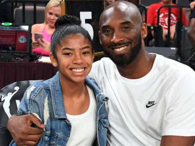 Kobe Bryant's Sister Sharia Washington's Throwback Photos of Brother and Niece Gianna Lights up Comments Section