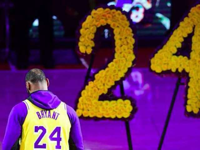 Kobe Bryant Fans Push for His Number to Be Retired Across the NBA