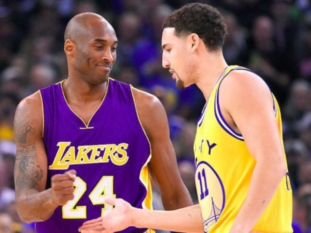 Kobe Bryant: Warriors Star Klay Thompson Posts Touching Tribute to Lakers Icon After Attending Memorial