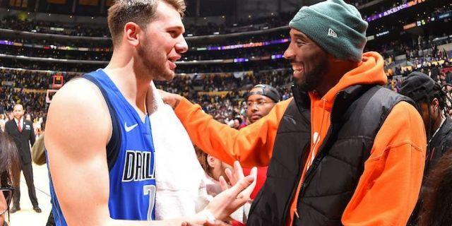 Luka Doncic Reveals What Kobe Bryant Told Him in Slovenian During Lakers vs. Mavericks Game.jpg