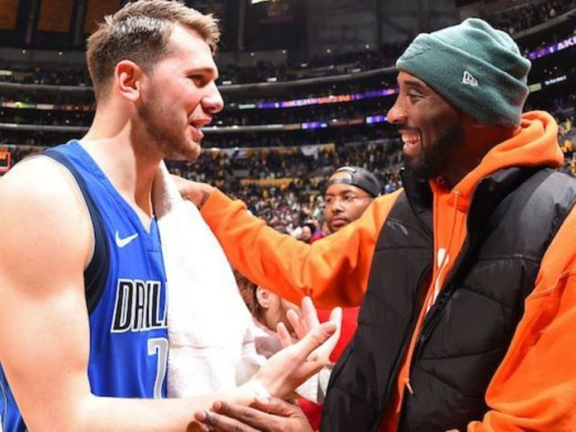 Luka Doncic Reveals What Kobe Bryant Told Him in Slovenian During Lakers vs. Mavericks Game