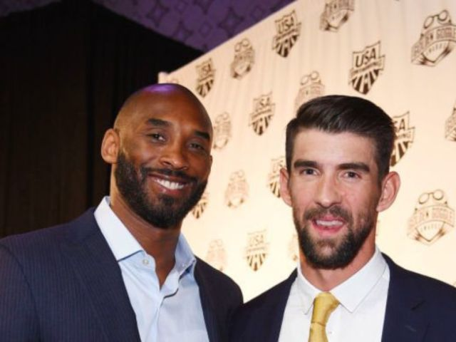 Kobe Bryant's Fellow Olympian Michael Phelps Sends Love to His Family After Tragic Helicopter Crash