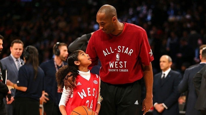 kobe-gianna-bryant-nba-all-star-2016-Getty
