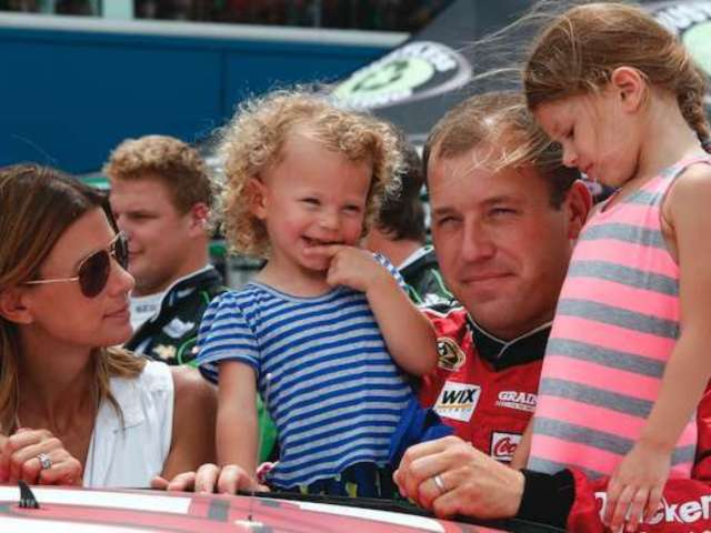 Ryan Newman and His Daughters Ask for Donations to Family's Non-Profit Ranch Due to Coronavirus Setbacks
