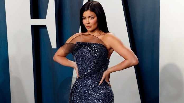 kylie jenner vanity fair 2020 party getty images