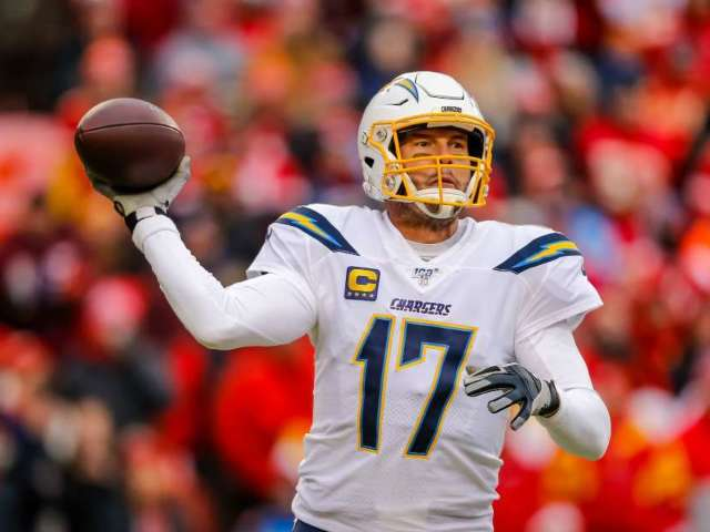 Los Angeles Chargers Announce QB Philip Rivers Will Not Return to Team in 2020