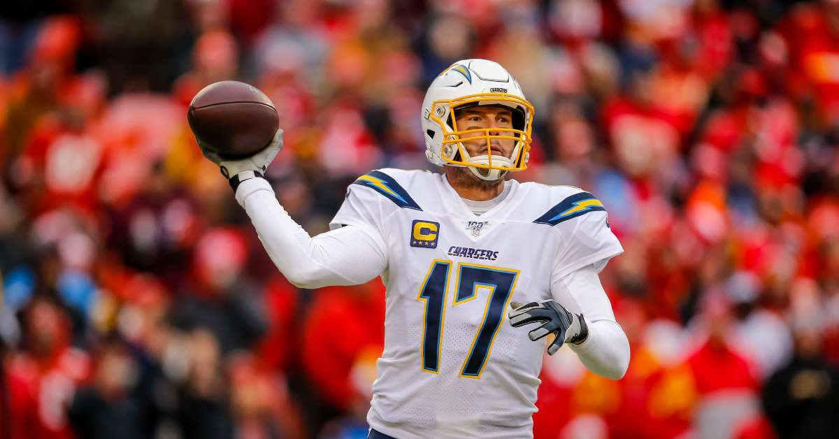 Los Angeles Chargers Philip Rivers won't return 2020