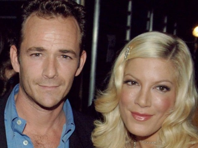 Tori Spelling Upset Over Luke Perry Being Snubbed in Oscars' In Memoriam Segment
