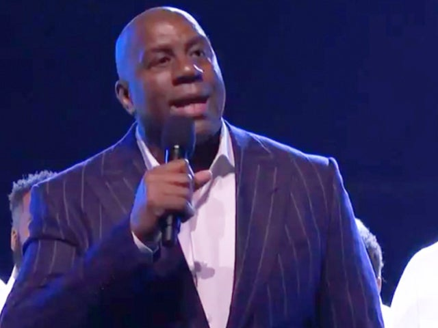 NBA All-Star 2020: Magic Johnson Gives Passionate Speech About Kobe Bryant Before Moment of Silence