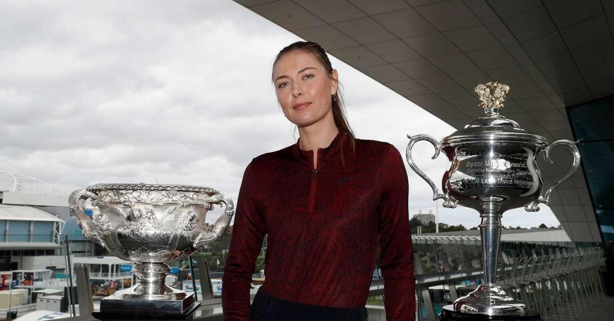 Maria Sharapova retirement 32