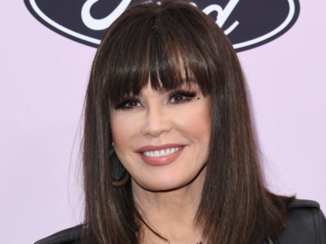 'The Talk' Host Marie Osmond Teases Fresh Strawberry-Blonde Look for Upcoming Episode