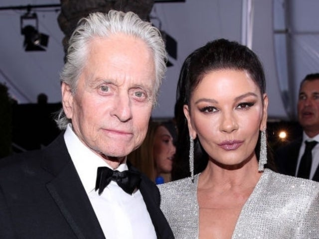 Catherine Zeta-Jones and Michael Douglas Welcome New Family Member Following Kirk Douglas' Death