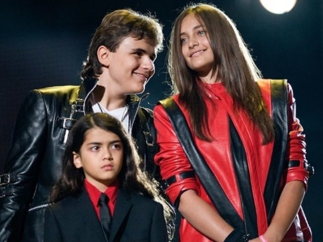 Michael Jackson's Son Blanket Is All Grown up as He Celebrates 18th Birthday With Siblings Paris and Prince