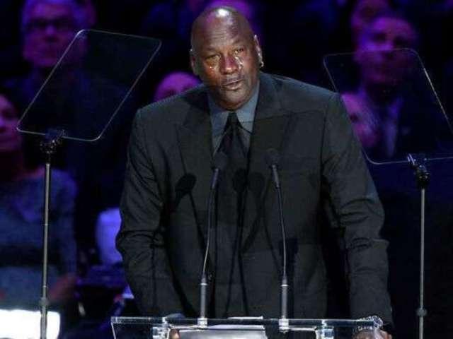 Kobe Bryant Celebration: Skip Bayless Praises Michael Jordan's '1000 Percent Real' Memorial Speech