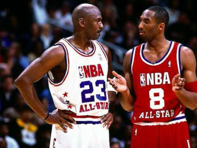 Kobe Bryant: Michael Jordan's Birthday Celebration Featured Beautiful Tribute to Lakers Icon