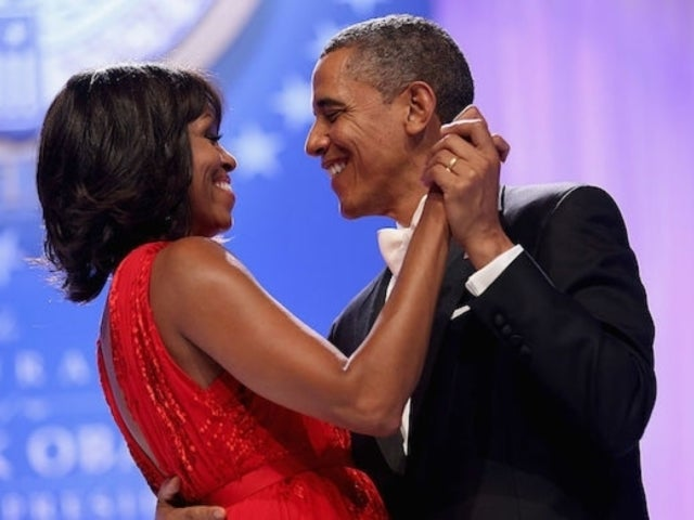 Michelle Obama Reveals Her 'Happy Valentine's Day' Message to Family With Photo