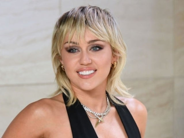 Miley Cyrus Has NSFW Wardrobe Malfunction in Crop Top After Surprise NYFW Runway Appearance