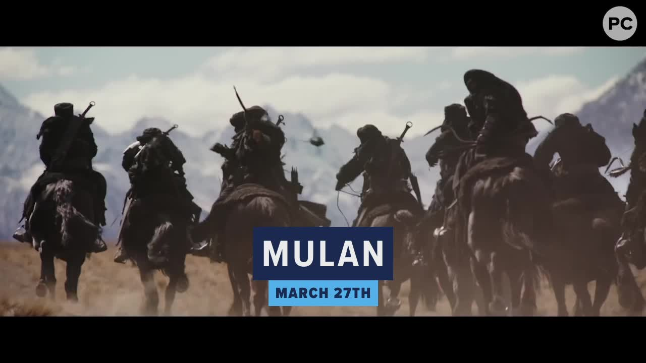 Movies Coming to Theaters in March 2020 - PopCulture.com screen capture