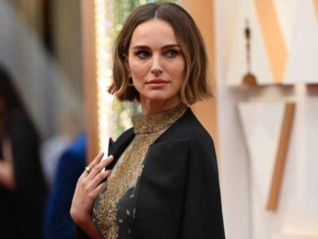 Oscars 2020: Natalie Portman Calls out Lack of Female Director Nominations With Gown