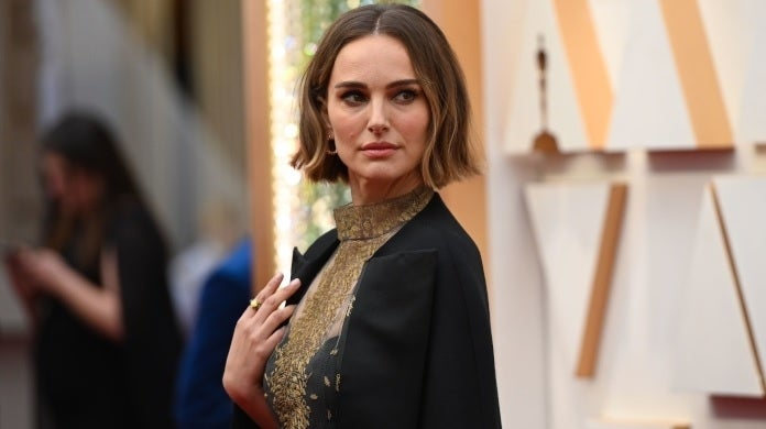 natalie portman oscars 2020 getty images