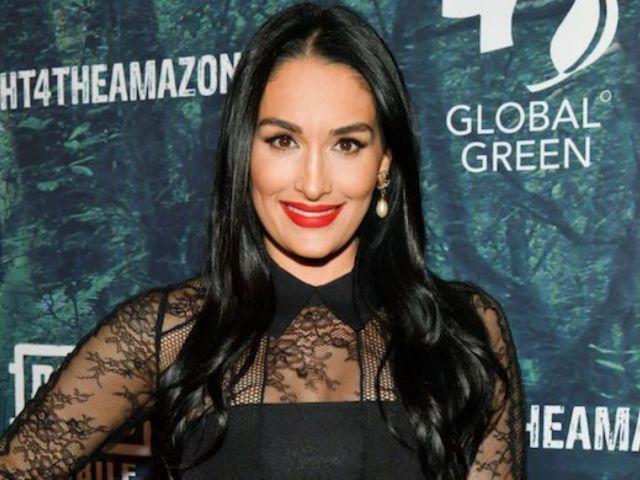 Nikki Bella Seemingly Shades John Cena While Gushing Over Fiance Artem Chigvintsev
