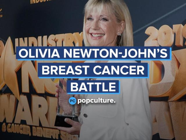 Olivia Newton-John's Breast Cancer Battle