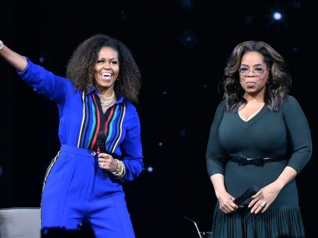 Oprah Winfrey Reveals Michelle Obama Photo Amid Gayle King's Kobe Bryant Controversy