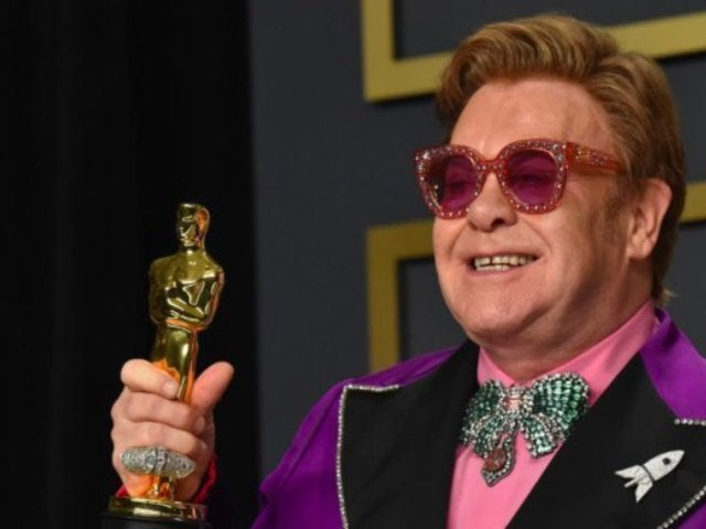 Oscars 2020: Watch Elton John Win First Oscar in 25 Years
