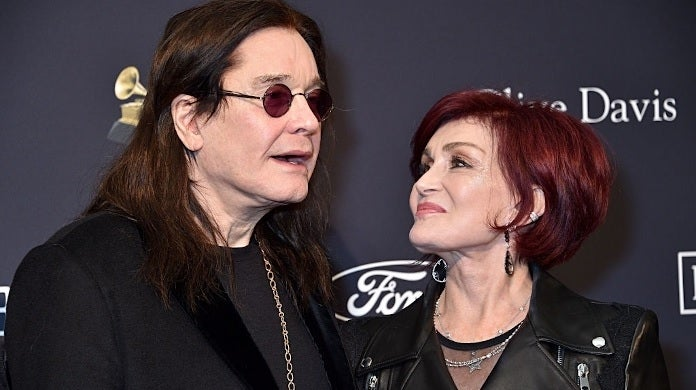 ozzy osbourne sharon getty images