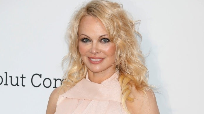 pamela anderson getty images 2019