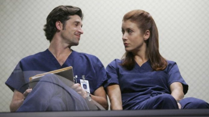 Patrick Dempsey and Kate Walsh-2