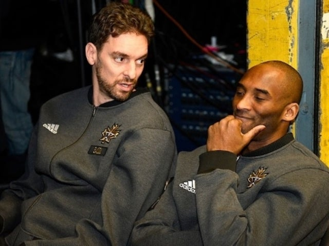 Kobe Bryant's Former Lakers Teammate Pau Gasol Claims He Couldn't Speak for Days After Icon's Death