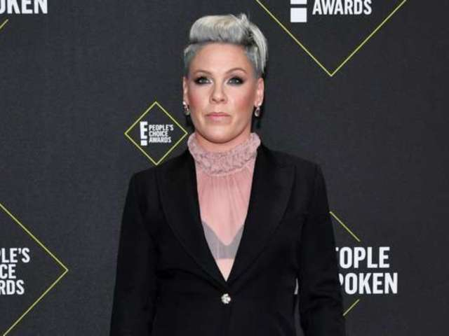 Pink's Coronavirus Reveal Applauded by Selma Blair, JWoww and Other Celebrities