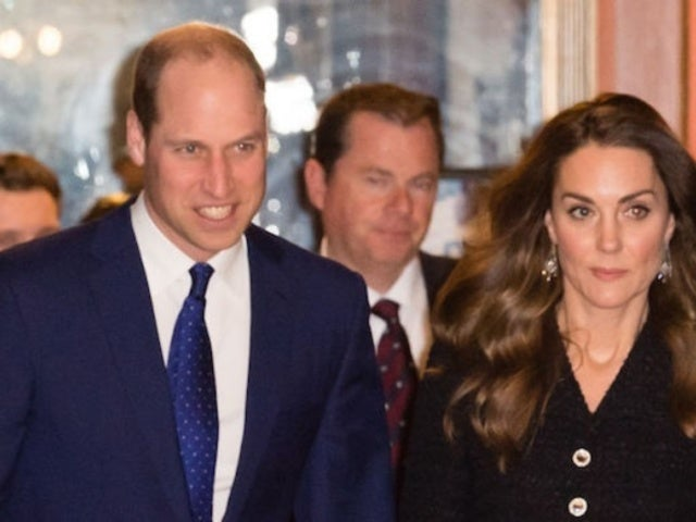 Prince William and Kate Middleton Share Rare PDA Moment During Night Out
