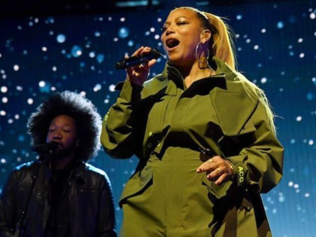 NBA All-Star 2020: Queen Latifah Covers a Stevie Wonder Classic to Honor Kobe Bryant