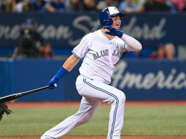Toronto Blue Jays Catcher Reese McGuire Arrested After Reportedly Exposing Himself
