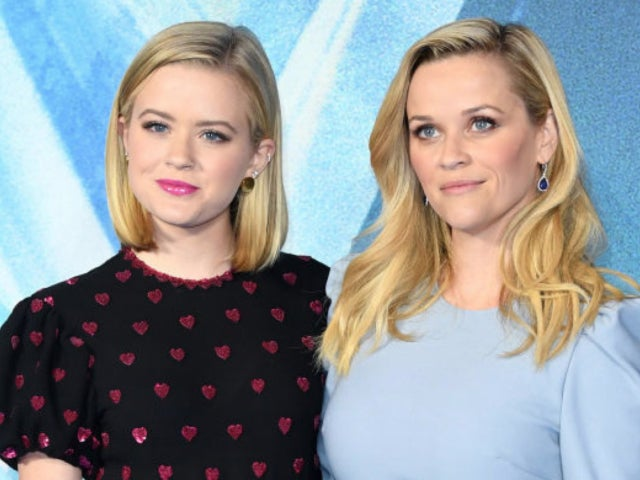 Reese Witherspoon's Daughter Ava Phillippe Reveals Pink Hair on Valentine's Day