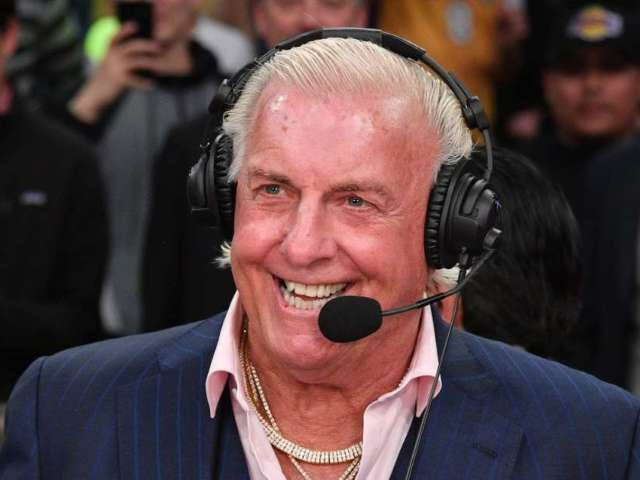 Ric Flair Says He Was Hesitant to Doing Lakers Intro Soon After Kobe Bryant Memorial