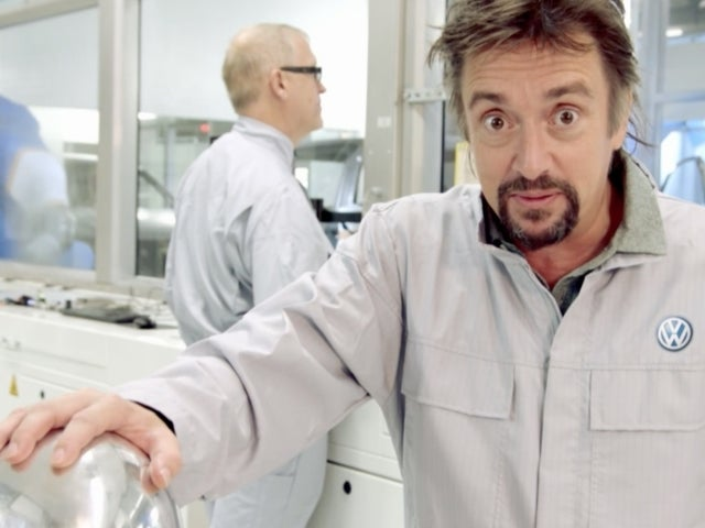 Richard Hammond Explores a Supersized World in Epic 'BIG' Exclusive First Look