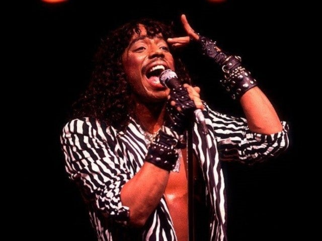 Rick James Accused of Sexual Assault 16 Years After His Death