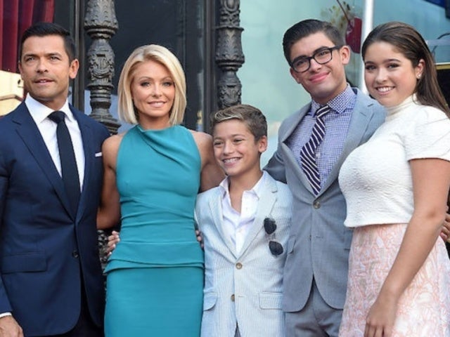 Kelly Ripa Dishes on Her and Mark Consuelos' Plans for When Their Last Child Moves Away From Home