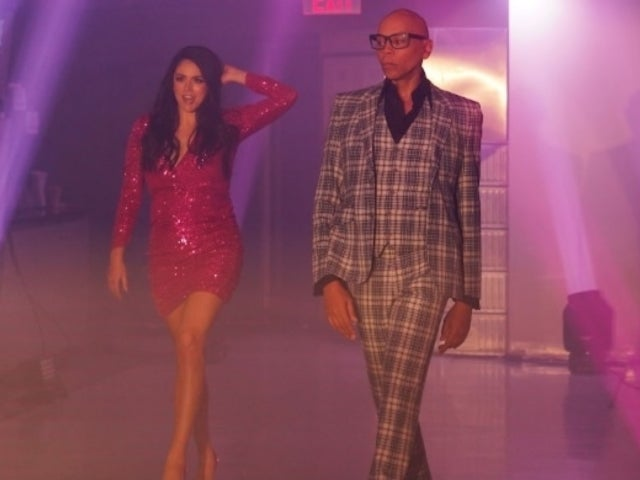 'SNL' Host RuPaul Teaches Cecily Strong to 'Sissy That Walk' in New Promo