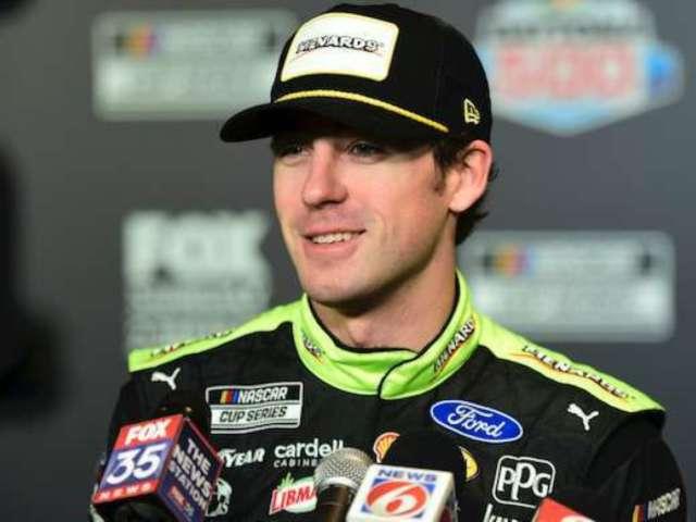 NASCAR Driver Ryan Blaney to Drive Kobe Bryant Tribute Car for Body Armor at Fontana