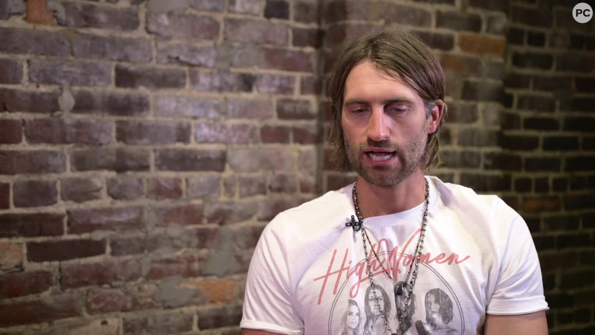 Ryan Hurd - PopCulture.com Exclusive Interview screen capture